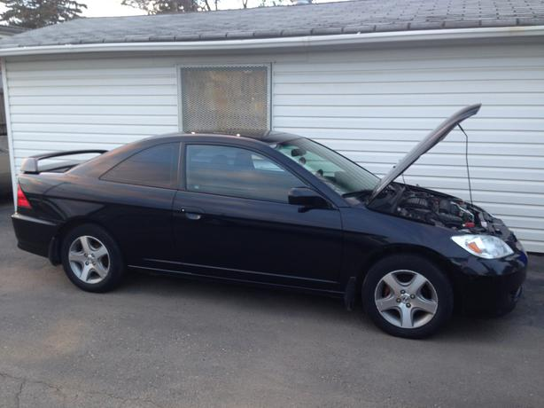 2004 honda civic si coupe vtec 4 500 north regina regina. Black Bedroom Furniture Sets. Home Design Ideas