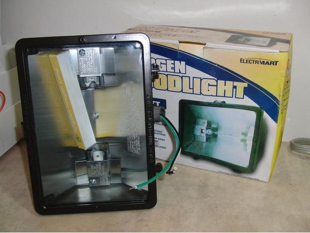 New 500 W Floodlight