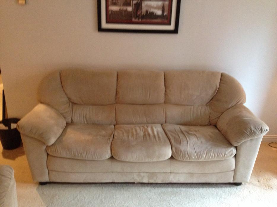 Matching Sofa And Loveseat Central Ottawa Inside
