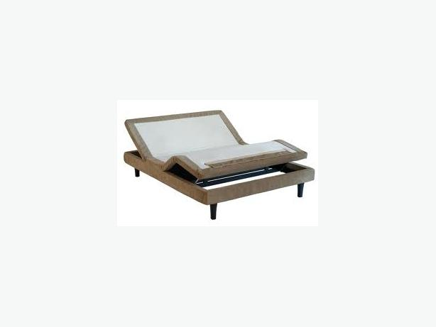 Simmons Adjustable Bed Remote Control : Serta i comfort queen adjustable electric bed top of the