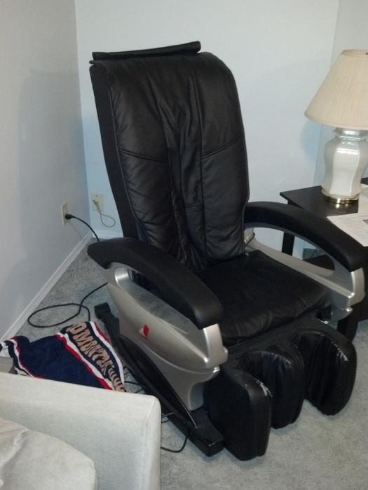 Massage chair outside metro vancouver vancouver mobile - Massage chairs edmonton ...