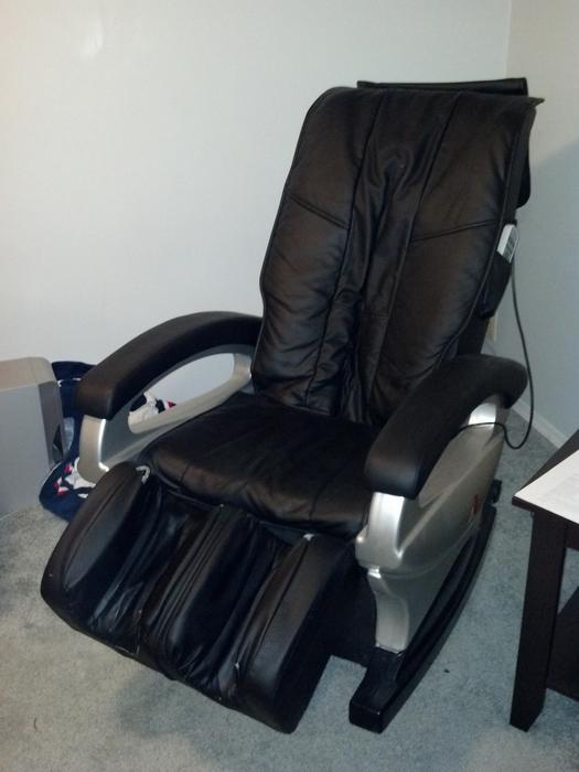 Massage chair outside metro vancouver vancouver - Massage chairs edmonton ...
