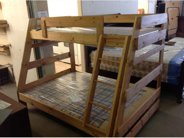 Latest Single Beds : Brand new Single(twin)/Double(full) bunk beds with brand new ...
