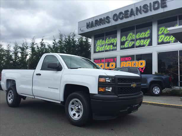 2015 chevrolet silverado 1500 2wd regular cab long box wt parksville nanaimo. Black Bedroom Furniture Sets. Home Design Ideas