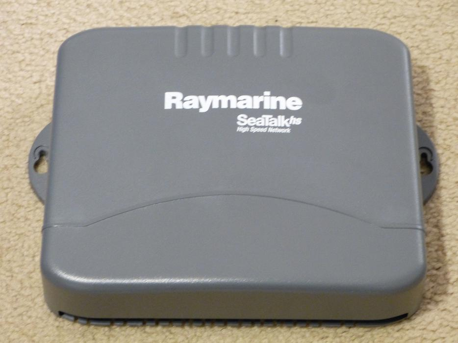 Raymarine Seatalk Hs Network Switch North Vancouver  Vancouver