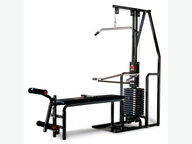 York home gym victoria city