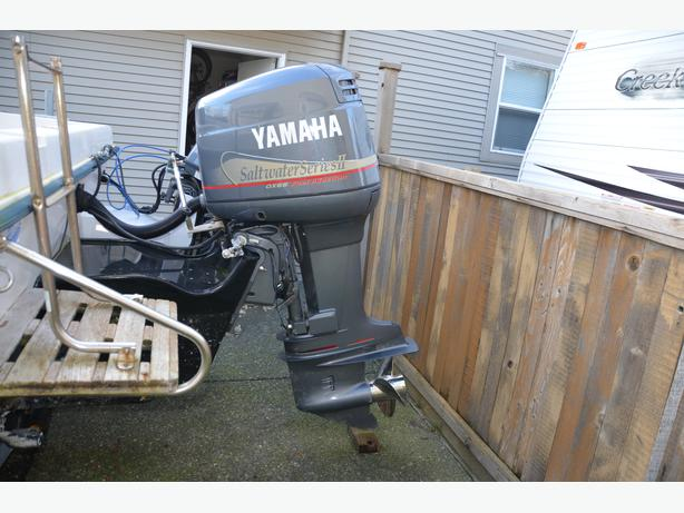 Yamaha 200 hp outboard motor campbell river comox valley for Yamaha 200 outboard for sale