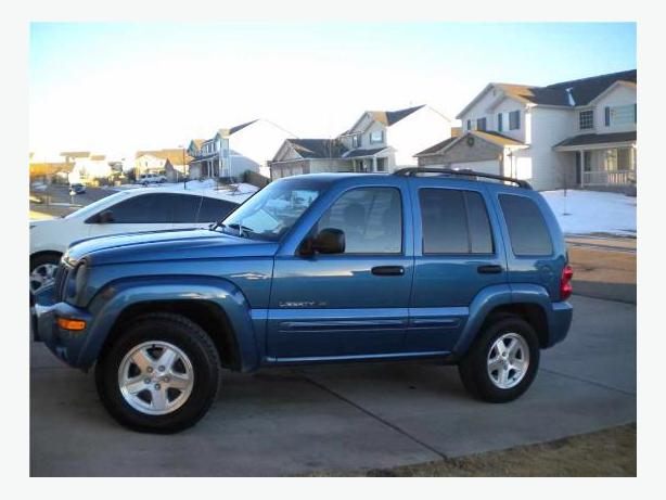 2003 jeep liberty limited edition central saanich victoria. Black Bedroom Furniture Sets. Home Design Ideas