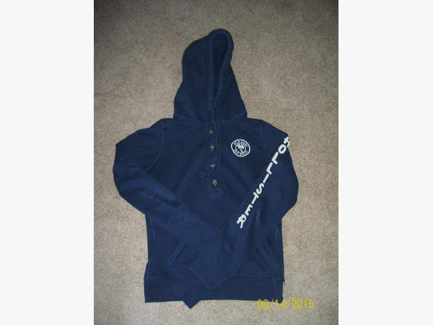 Hollister hoodie Ladies size small