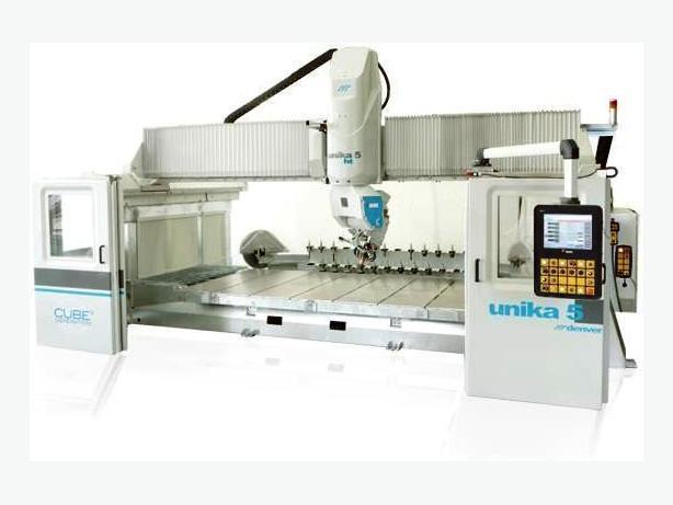 Denver Unika 5 HT 5 axis CNC machine