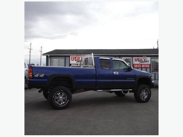 2004 gmc sierra 2500 hd extended cab outside victoria victoria. Black Bedroom Furniture Sets. Home Design Ideas
