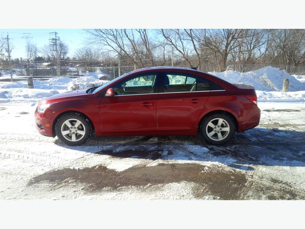 2011 chevy cruze lt turbo 1 4 for sale new winter tires. Black Bedroom Furniture Sets. Home Design Ideas