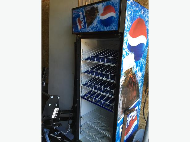 Man Cave Store North Bay : Pepsi beverage cooler fridge north nanaimo parksville