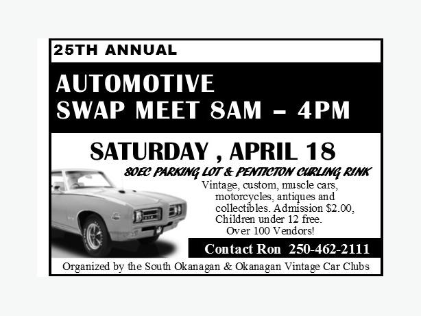 south okanagan swap meet