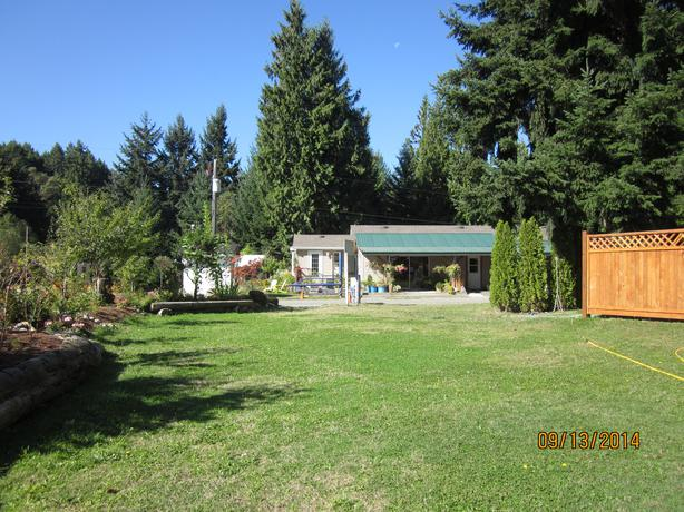 Long Term Rv Sites In Popular Nanaimo Campground South