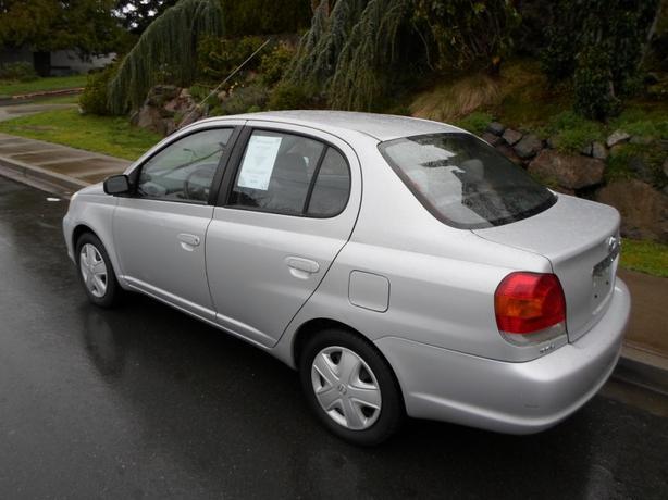 2003 Toyota Echo 46 Mpg Auto Low Km S Esquimalt Amp View
