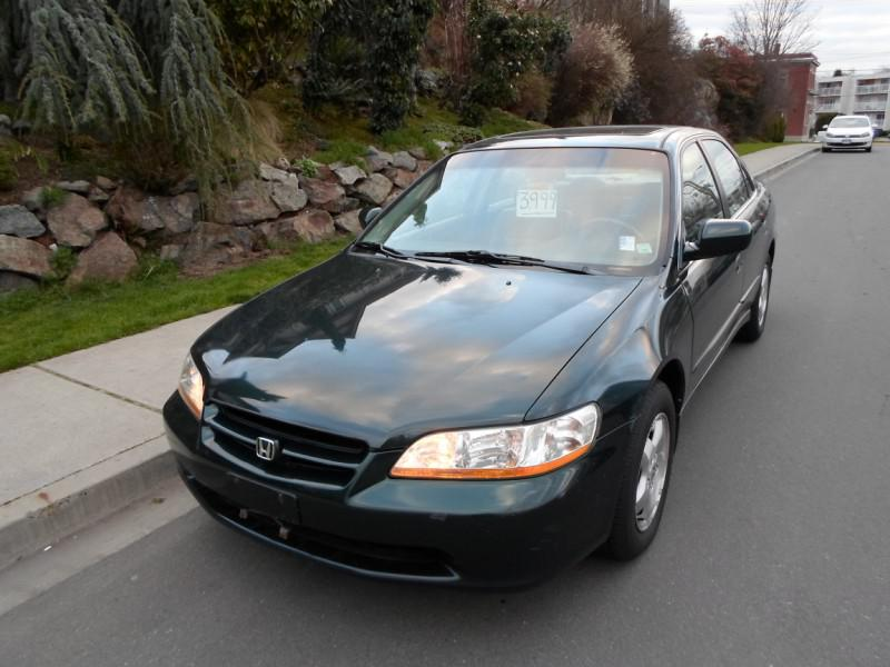 1999 honda accord ex v6 31 mpg loaded auto esquimalt