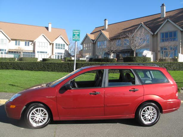 2002 ford focus wagon local no accidents outside comox. Black Bedroom Furniture Sets. Home Design Ideas