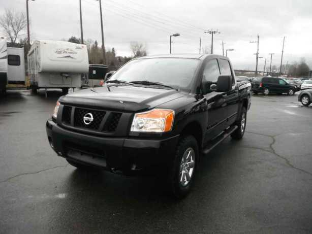 2011 nissan titan outside comox valley courtenay comox. Black Bedroom Furniture Sets. Home Design Ideas