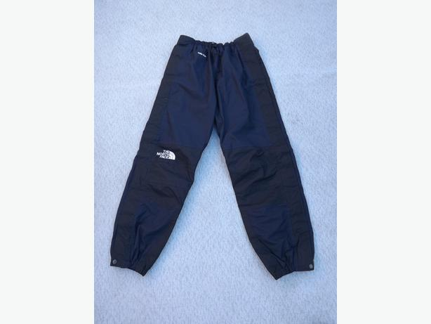 Mens Size Medium The North Face Rain Pants Navy Full ...