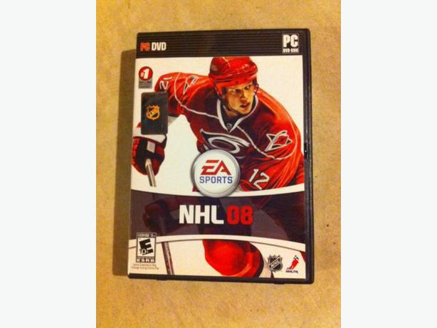 NHL 08 Game
