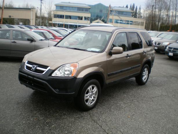 2003 Honda CRV, awd, Surrey (incl. White Rock), Vancouver