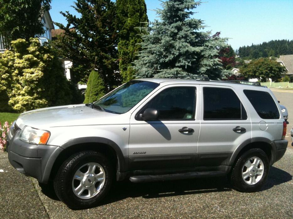 escape 2002 ford xlt 4x4