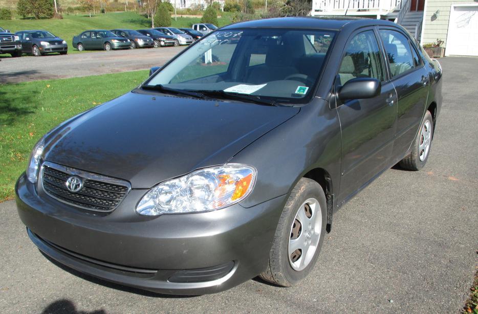 2007 Toyota Corolla Ce Stratford Pei Mobile