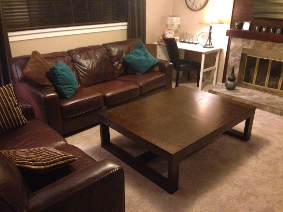 Great Condition Coffee Table Saanich Victoria Mobile