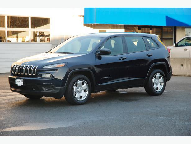 2014 jeep cherokee sport outside comox valley comox valley. Cars Review. Best American Auto & Cars Review
