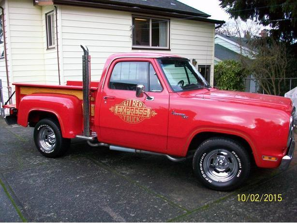 WANTED: DODGE D150 PICKUP PARTS AND LITERATURE