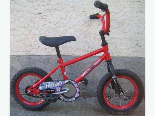 Sportek - Li'l Bandit bike with 12 inch tires