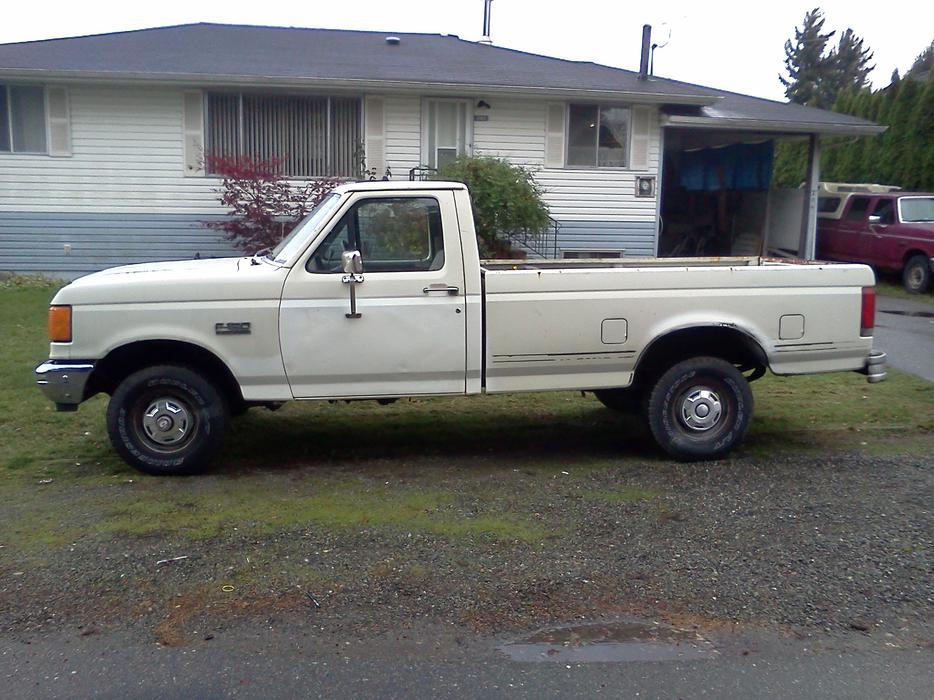 89 ford f150 4x4 for 2500 obo parksville nanaimo mobile. Black Bedroom Furniture Sets. Home Design Ideas