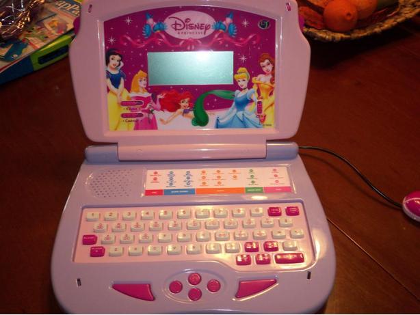 Disney Princess laptop