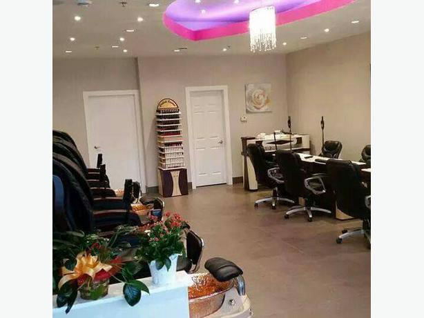 Royal fuchsia nails and spa west shore langford colwood for 24 hour nail salon new york