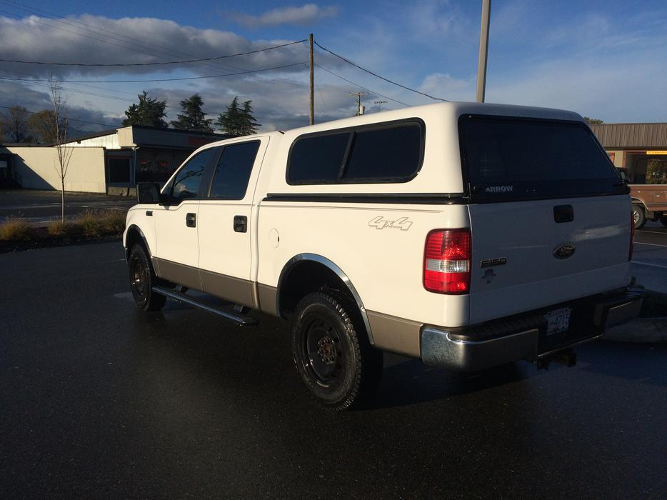 2005 f150 4x4 xlt 4 door comox courtenay comox mobile. Black Bedroom Furniture Sets. Home Design Ideas