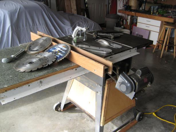 Tws 10 table saw with motor north nanaimo for 10 table saw motor