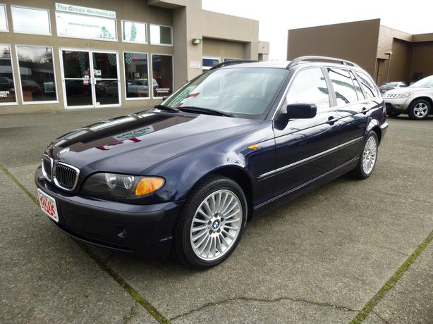 2003 Bmw 325xi Wagon Outside Nanaimo Parksville Qualicum Beach