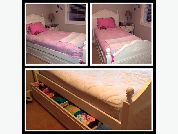 Twin Trundle Bed Winnipeg