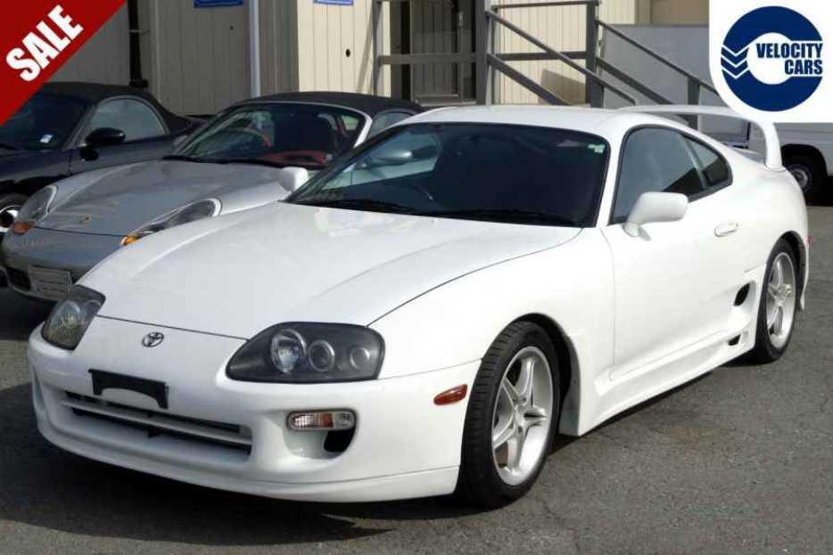 1999 Toyota Supra Rz S Outside Victoria Victoria