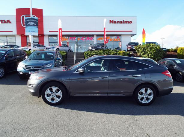 2011 Honda Accord Crosstour Ex L Central Nanaimo Nanaimo