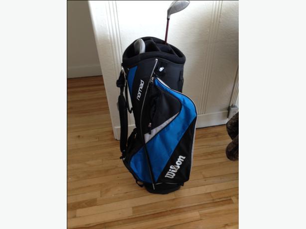 Wilson nomad golf bag south regina regina for Redecorating sale
