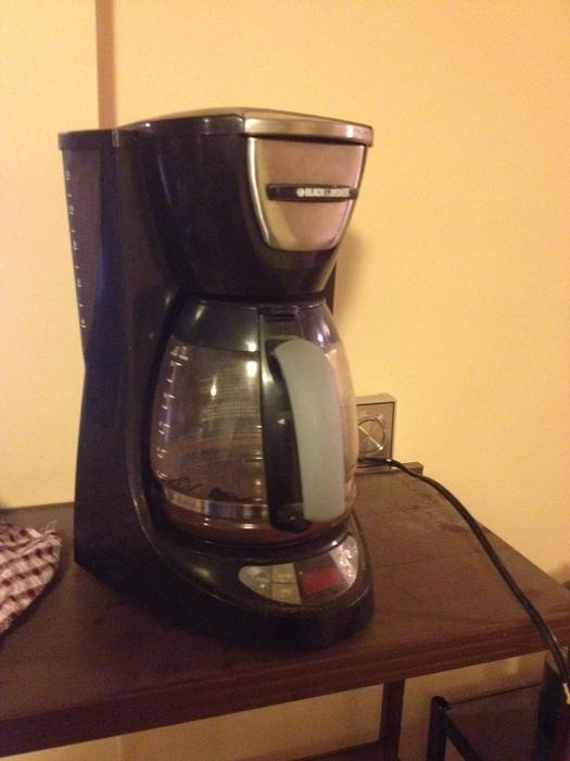 Black And Decker Coffee Maker Spring : coffee maker black and decker West Shore: Langford,Colwood,Metchosin,Highlands, Victoria