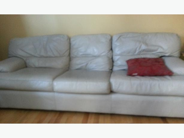 Bauhaus italian leather sofa loveseat central ottawa for Bauhaus italia