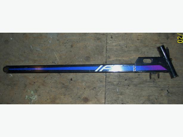 Polaris Indy Lite GT Sport 340 Touring Starlite Deluxe trailing arm