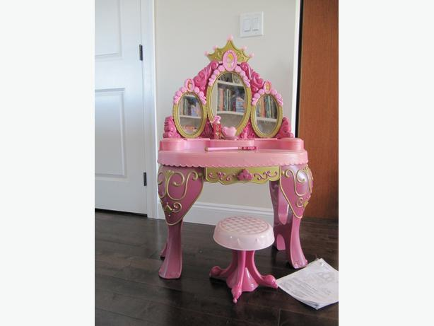 Disney Princess Talking Vanity Set Saanich Victoria