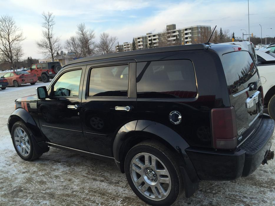 2007 dodge nitro r t 4x4 top of the line south regina. Black Bedroom Furniture Sets. Home Design Ideas