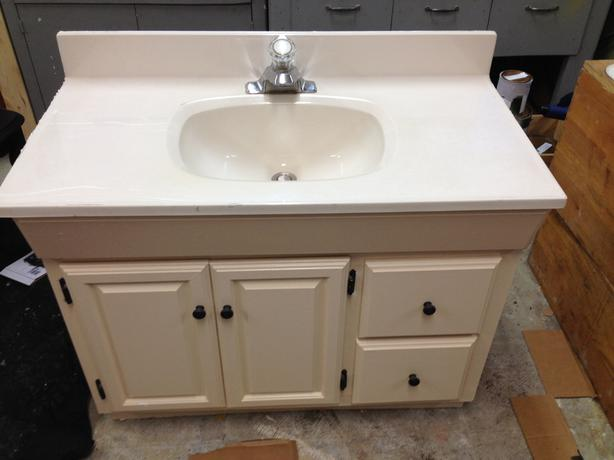 31 wonderful bathroom vanities york region for J tribble bathroom vanities