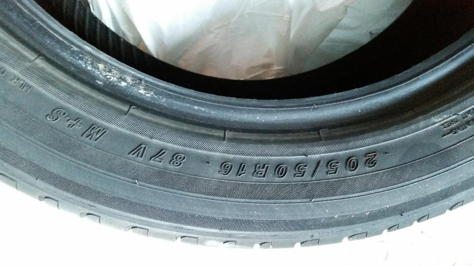 16 inch tire West Shore: Langford,Colwood,Metchosin,Highlands, Victoria