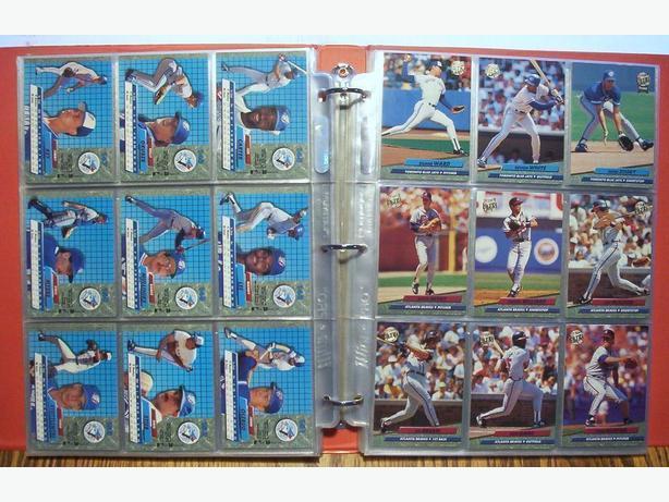 FLEER ULTRA BASEBALL CARD SET 1992 (300 cards)